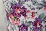 Floral Unitard  (Small)