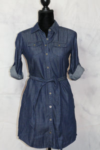 Banana Republic Denim Jean Dress (00P) *New