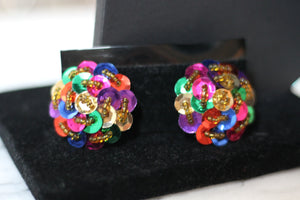 Multi- Color Earrings