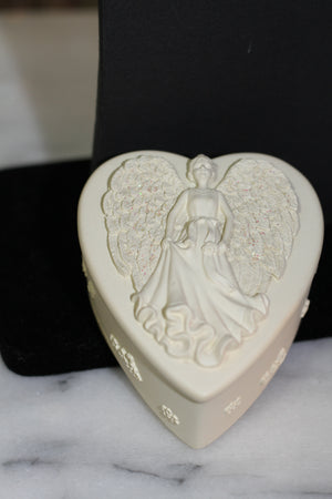 90's Angel Star Wishing Box