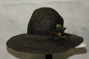 Straw Wide Brim Hat