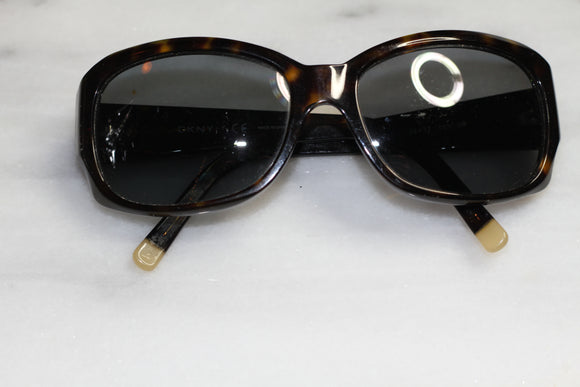DKNY SUNGLASSES Dark Tortoise