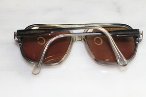 Clear Rx Frames - Sunglasses