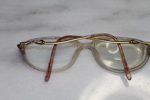Genevieve Mo Joan Color Brown RX Frames Glasses