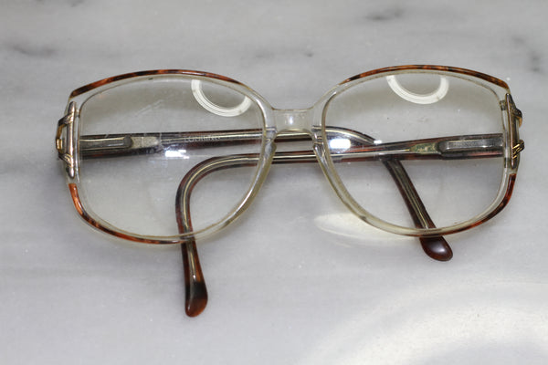 Looking Brand Rx Brown Frames - Glasses