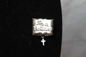 I'm a Believer Brooch