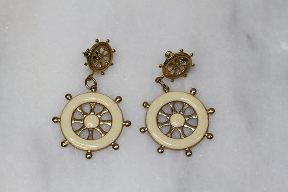 Nautical Seafarer Earrings