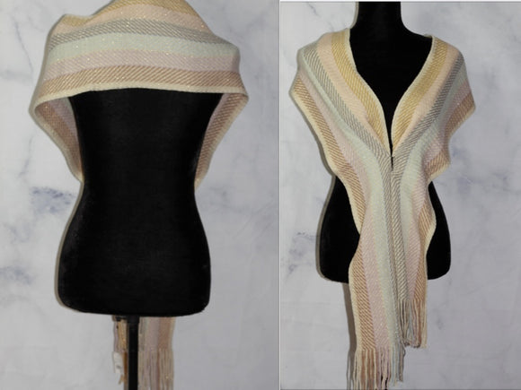 Pastel Multi Color Scarf