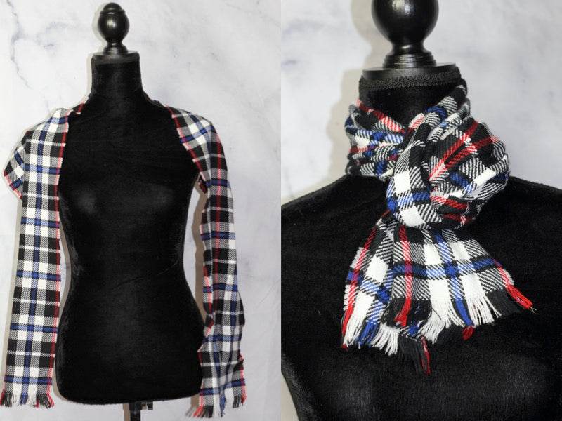Red White & Blue Scarf