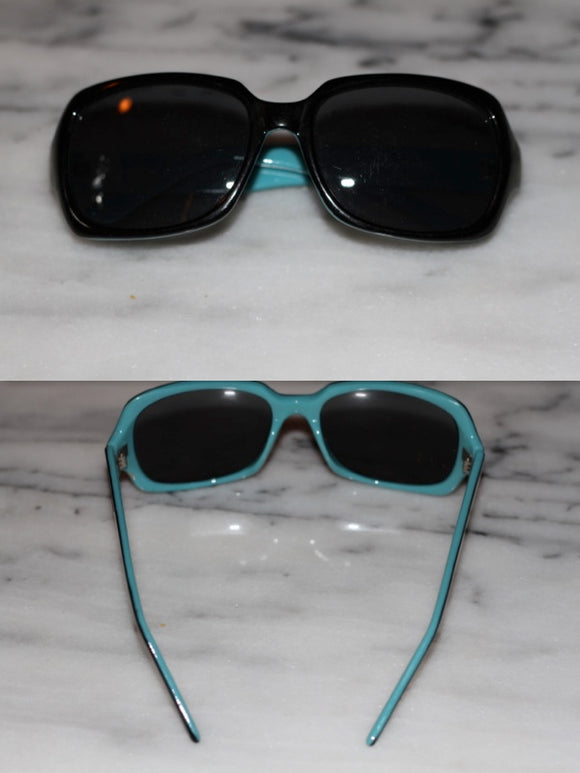 Sydney Love Sunglasses with Blue Back