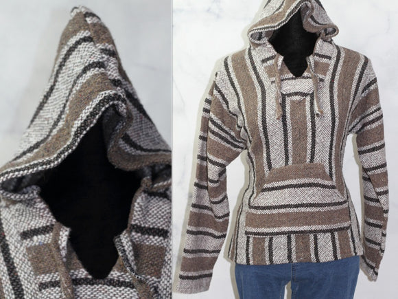 Handmade Authentic Tribal Aztec Hoodies (XS-S)