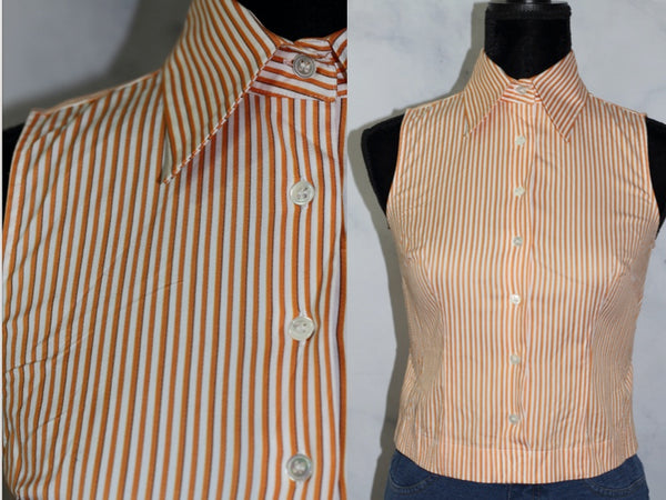 Express Orange Top (2)
