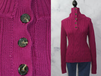 Tommy Hilfiger Cotton Cable Knit Sweater (L)