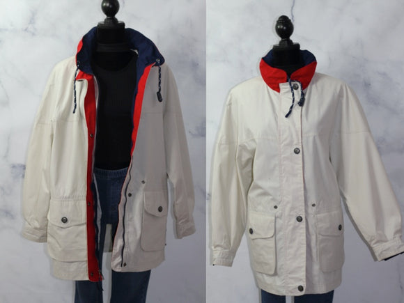 Alaskan Trails Winter Jacket Coat (L)