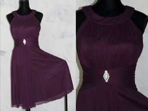 Jessica Howard Evenings Royal Purple Princess Dress (8)