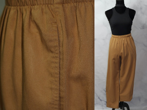 Brickenridge Petites Brown Pants (12)
