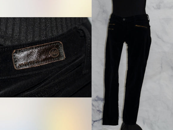 Adriano Goldschmied Black Cotton Jeans (6)