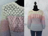 OHI Multi Color Sweater (M)