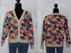Eddie Bauer 1992 Wool Sweater (m)