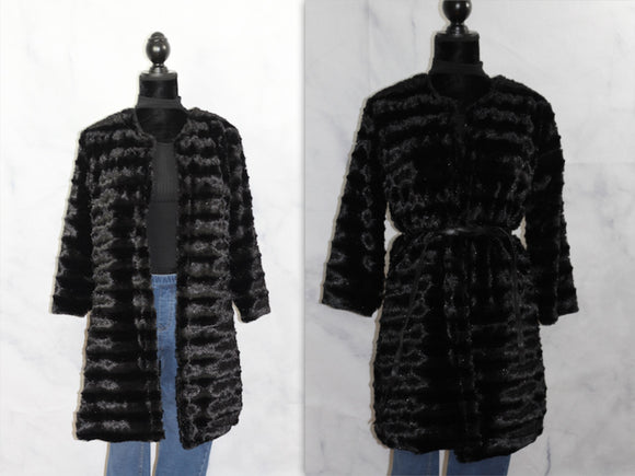 New Direction Black Coat (M)