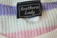 Southern Lady Multi-Color Sweater (S)