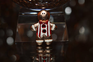 AJMC Candy Kane Man Brooch