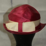 Mr. John McHenry's Hat Nashville Cloche Hat