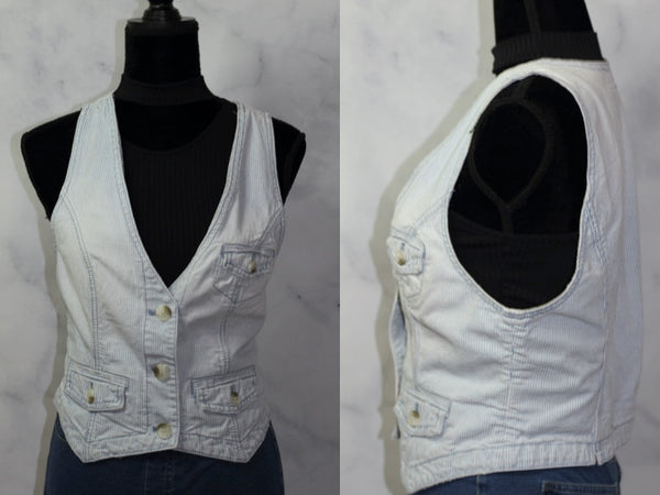 American Eagle Cotton Vest (L)