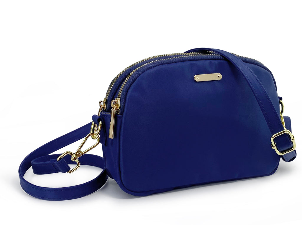 Lightweight Small Crossbody Bag Blue