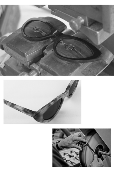 sunglasses ethically made in Italy
