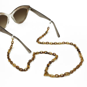 Sunglasses Chain / Beige Thin