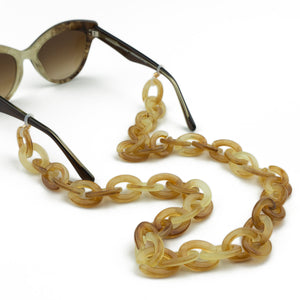 Sunglasses Chain / Beige