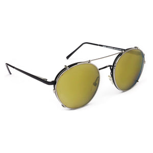 bronze mirror sunglasses