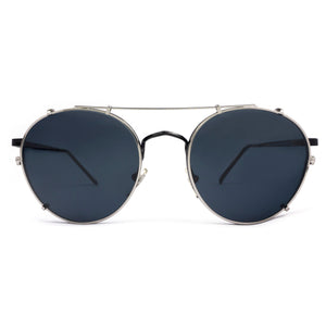 round clip on sunglasses