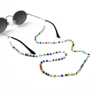 Sunglasses Chain / Evil Eye