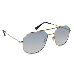 RETRO AVIATOR | BLUE SEE THROUGH