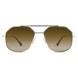 RETRO AVIATOR | BROWN GRADIENT