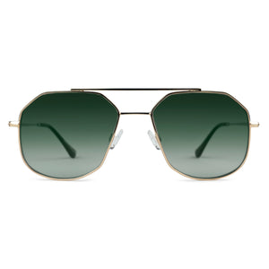 RETRO AVIATOR | DARK GREEN