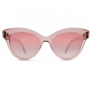SW1A VICTORIA | TRANSPARENT PINK - SEE THROUGH