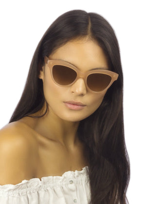 SW1A VICTORIA / MILKY PINK - Fashion Women's Sunglasses Sienna Alexander London