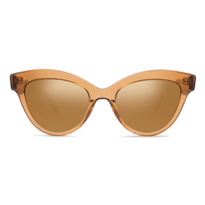 SW1A VICTORIA / RENEE BRONZE MIRROR - Fashion Women's Sunglasses Sienna Alexander London