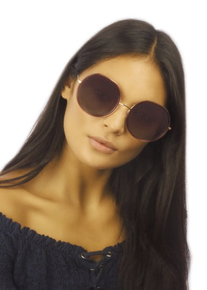 W1F SOHO II / BURGUNDY - Fashion Women's Sunglasses Sienna Alexander London