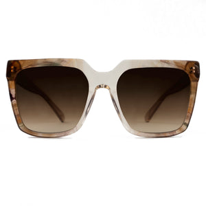 KENSINGTON | TRANSPARENT BROWN