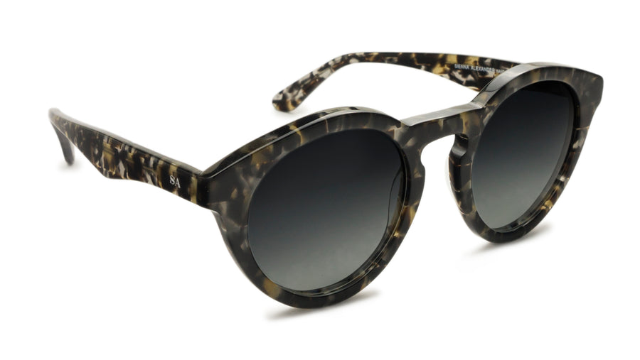 SW3 CHELSEA II / ALBERTINE BLACK - Fashion Women's Sunglasses Sienna Alexander London