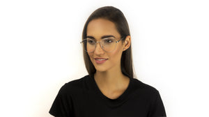 E1 Shoreditch - Silver Optical - Fashion Women's Sunglasses Sienna Alexander London