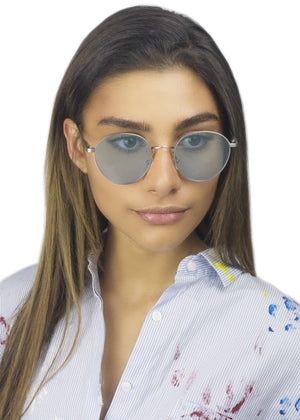E1 SHOREDITCH / SIMONA ACQUA SEE THROUGH - Fashion Women's Sunglasses Sienna Alexander London