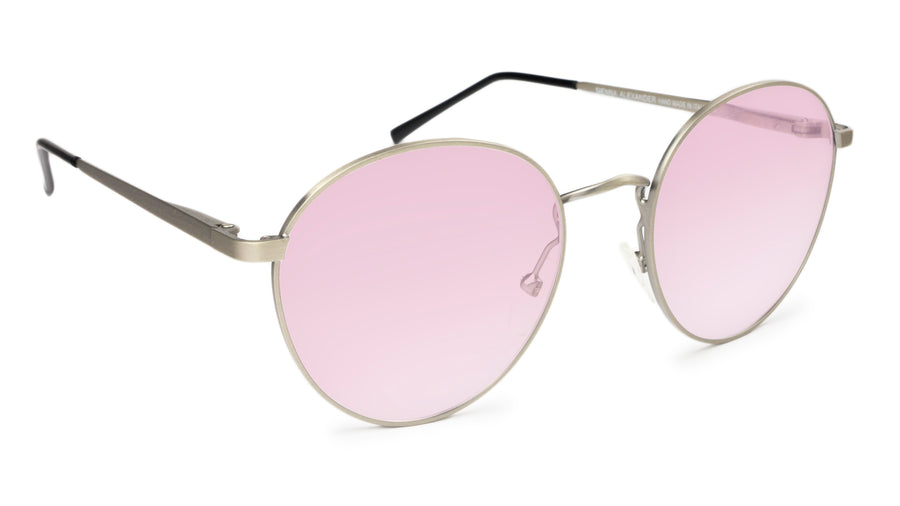 E1 SHOREDITCH / SIMONA PINK SEE THROUGH - Fashion Women's Sunglasses Sienna Alexander London