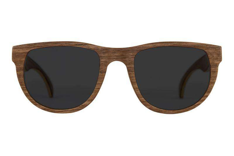 Cres - American Walnut Wooden Sunglasses - Propwood - 1