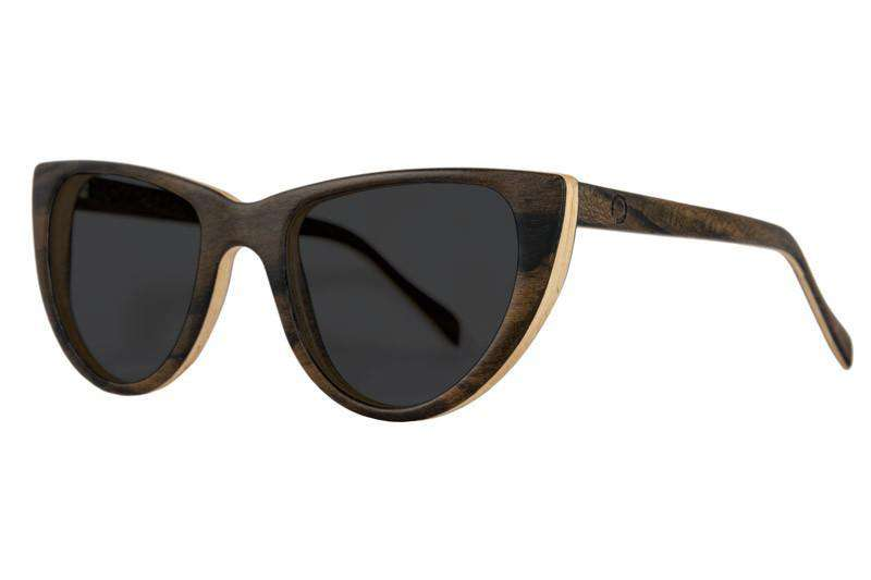 Wooden Sunglasses - Siros - Ziricote Wooden Sunglasses 1