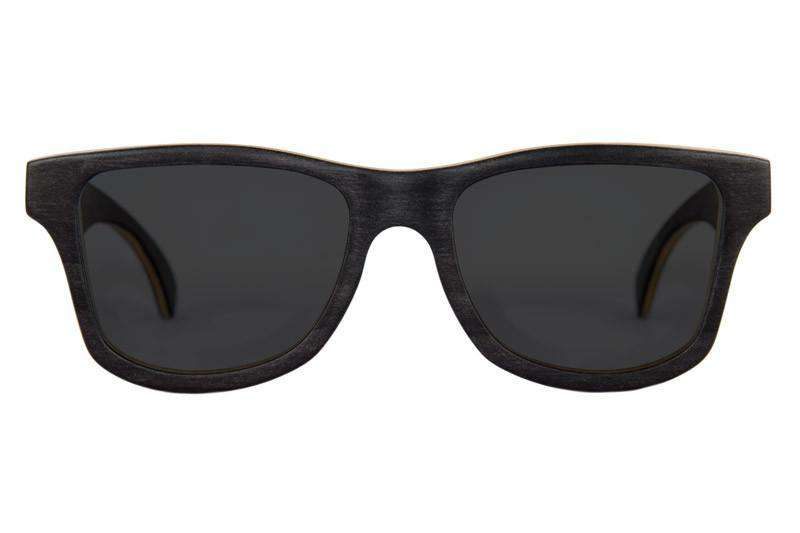Cassis - Black Maple Wooden Sunglasses - Propwood
